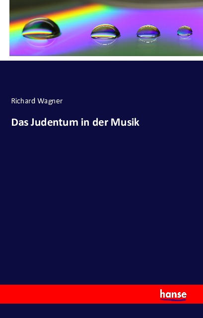 Coverbild Das Judentum in der Musik