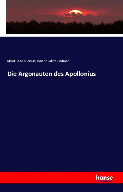Coverbild Die Argonauten des Apollonius
